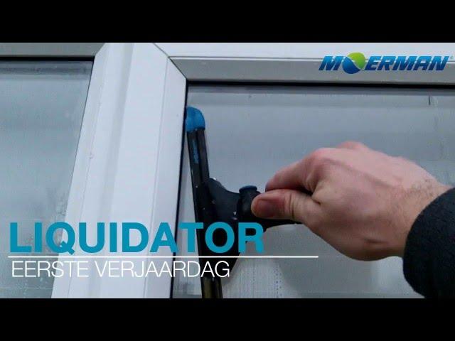 Moerman | Window Cleaning | Products | Channels | Liquidator 2 0