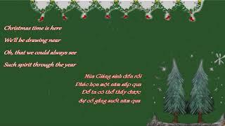Christmas time is here - DANIELA ANDRADE (vietsub + lyrics)