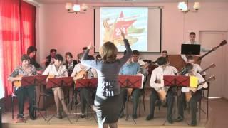 """Биберган """"Любимая мелодия"""" оркестр ДШИ Спасска-Дальнего"""
