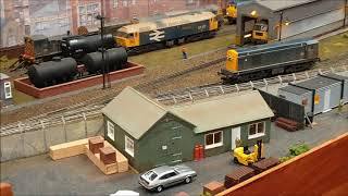 Wigan Model Railway Exhibition 2019 Part 3
