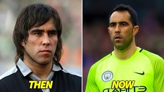 Top 25 Goalkeepers Then And Now !