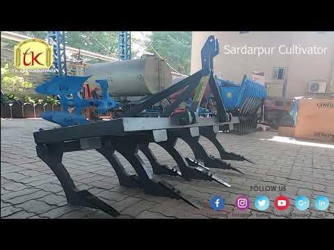 Agricultural Cultivator Sardarpur Model