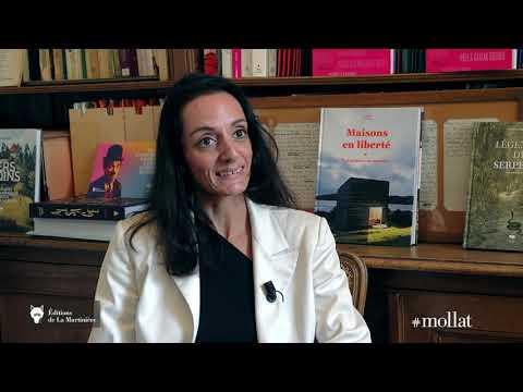 """Céline Manoukian présente """"Ma promesse : récit d'un pâtissier d'exception"""""""