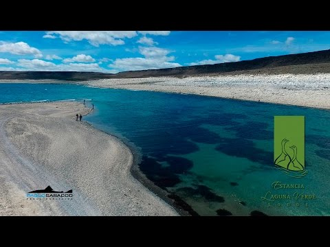 Laguna Verde lodge.