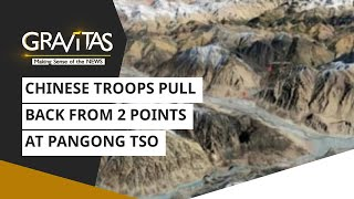 Gravitas: India-China standoff | Chinese troops pull back from 2 points at Pangong Tso - Download this Video in MP3, M4A, WEBM, MP4, 3GP