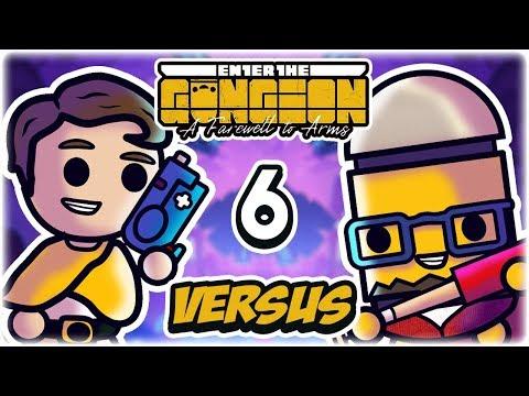 Modern Marvels | Part 6 | Enter the Gungeon: Versus (vs. Rhapsody) | Reto & Rhaps Seeded Races