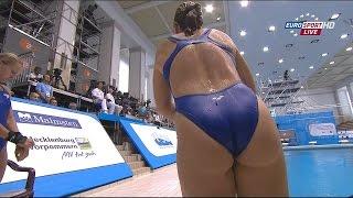 Rostock2013 Women's 10m Platform Final
