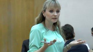 Открытый урок Якименковой И. Н. русский язык, 24 гимназия