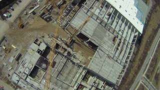 preview picture of video 'The new AVNET Logistics Warehouse in Poing, Germany (HD Video)'