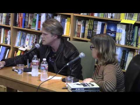 Cary Elwes Discusses As You Wish at Book Passage