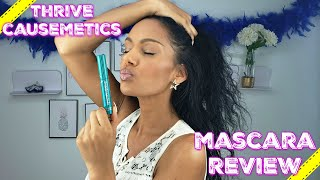 Lashes Like Lash Extensions? Yeah Right! | Mascara Review | Thrive Causemetics
