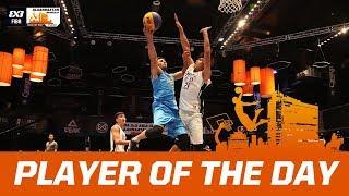 Anton Kotenko (KAZ) - Player of the Day | Day Two | FIBA 3x3 Asia Cup 2017