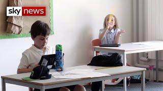 Coronavirus: What will schools look like when children go back?