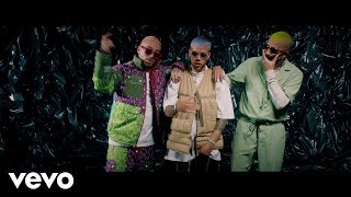 No Me Conoce (Remix) - Jhay Cortez feat. J Balvin y Bad Bunny (Video)