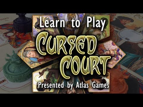 Cursed Court: How to Play