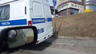 Смертельное ДТП в Санкт-Петербурге -2а человека погибли 01.04.2017 Дальневосточный проспект