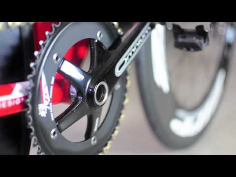 Cervelo T1 Video Bike Check