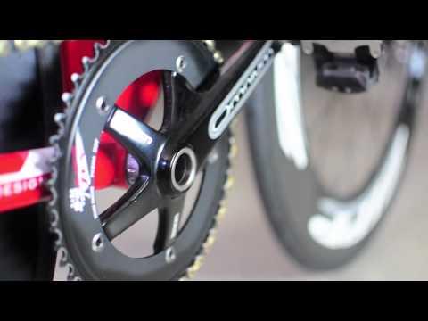 Cervelo T1 Video Bike Check