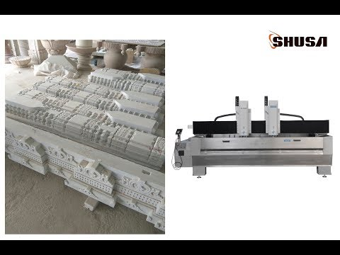 CNC Marble Engraving Machine