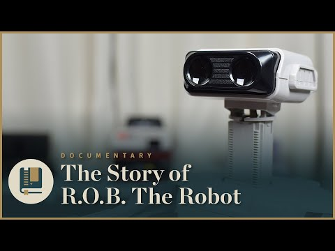 The Story of R.O.B. the Robot   Gaming Historian