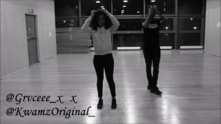 #BIEMU - Danced By @Grvceee_x X @KwamzOriginal | @JaijHollands @Kwamz_K @DaRealKweezy @Flava