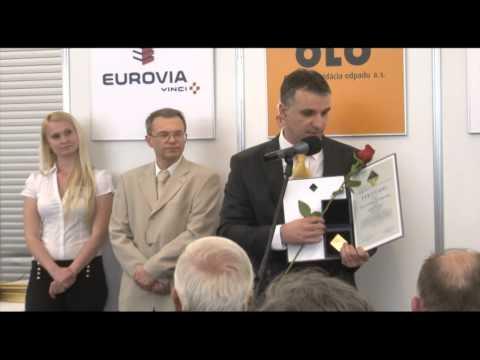 Ocenenie Slovak Gold