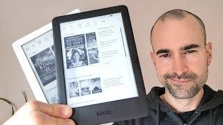 Amazon Kindle 2019   Serious screen upgrade!