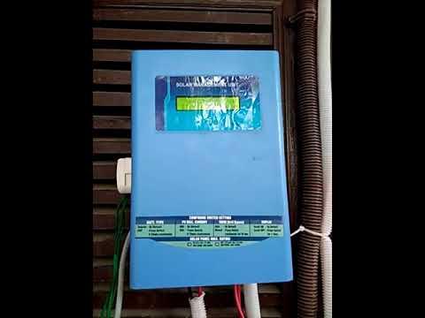 12 V-40A Solar Management Unit