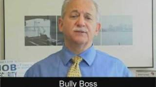 "Bully Boss? Six Steps to ""Beat the Beast"""