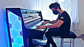 ALAN WALKER ON MY WAY QUARANTINE PIANO COVER...