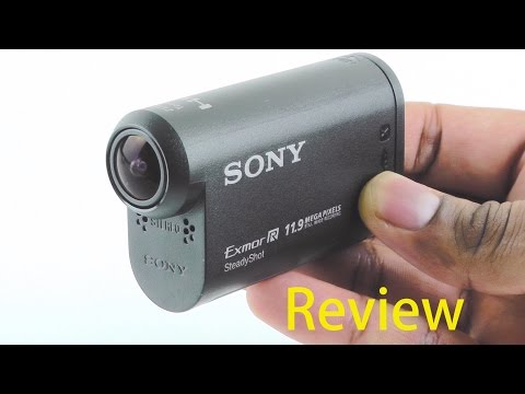 Sony Action Cam HDR AS20 Review and Video Test