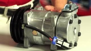 Compresor de Aire Acondicionado TRP Image