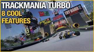 8 Cool Features In Trackmania Turbo
