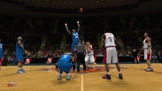 NBA 2K13 My Team - No Patience