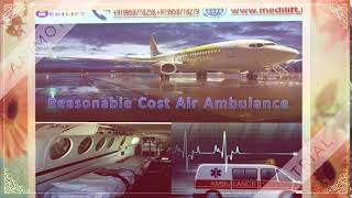 Get Medilift Air Ambulance Service in Chennai with Specialist Doctor