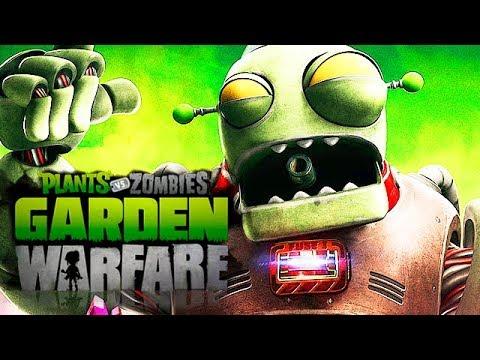Extrem abgezockt - Plants Vs Zombies Garden Warfare Gameplay ...