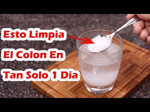 Te Decimos Cómo Limpiar Tu Colon Con 1 Ingrediente En 1 Día