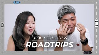 Couples Discuss Road Trips