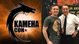 KamehaCon was AMAZING! The First Dragon Ball Convention in the US!