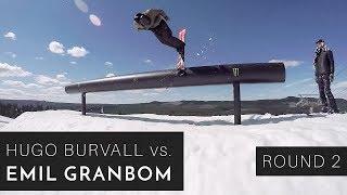 SLVSH || Hugo Burvall Vs. Emil Granbom Round 2