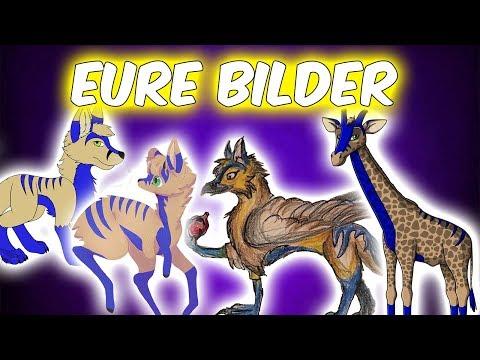 Eure Bilder von mir als Giraffe, Fuchs und Co.