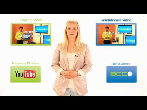 Instructie Video - BCC (Aansluiten Blu-ray speler)