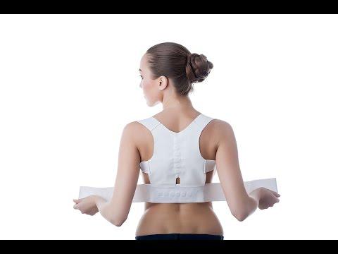 Нарушения осанки при уменьшении физиологических изгибов