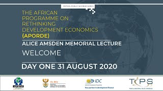 """""""The latest  of the late: industrialization in Africa""""- Alice Amsden Annual Lecture"""