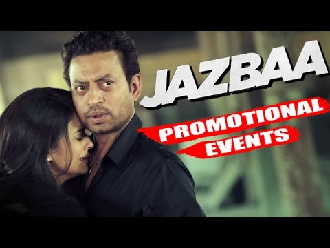Jazbaa Full Movie ᴴᴰ (2015) | Aishwarya Rai, Irrfan Khan | Promotional Events