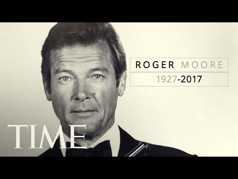 In Memoriam: 'James Bond' Actor Roger Moore | TIME