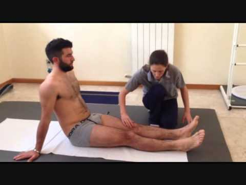 Soluzione salina da mal di schiena