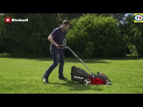 Einhell Power X-Change 36V (2x18V) 33cm Cordless Lawnmower