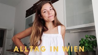 Mein Alltag In Wien   WEEKLY VLOG