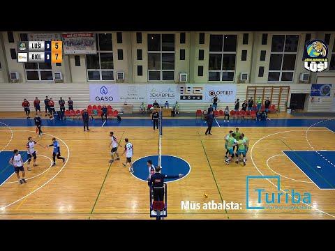 """""""Jēkabpils Lūši"""" uzvar un ir soļa attālumā no fināla Latvijas čempionātā"""